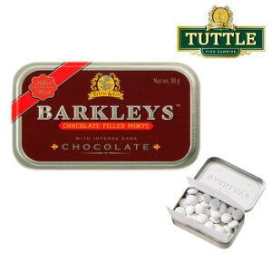 携帯 Barkleys タブレット 輸入菓子 お菓子 BARKLEYS バークレイズ チョコレート ペパーミント 6個 10271008