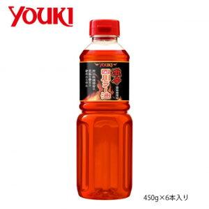 まとめ買い 調味料 お徳用 YOUKI ユウキ食品 激辛四川ラー油 450g×6本入り 212100