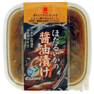 マルヨ食品 ほたるいかの醤油漬けPH 160g×48個 06160 まとめ買い お徳用