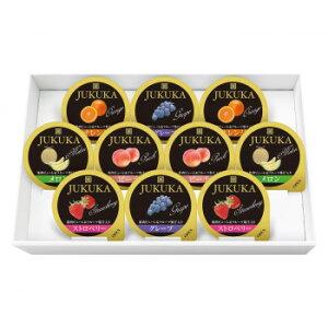 金澤兼六製菓 詰め合せ 熟果ゼリーギフト 10個入×12セット JK-10R