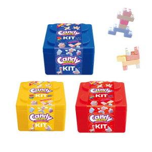 キャンディブロックケースS 30g(15g×2袋) 18セット 100001962 お菓子 ラムネ菓子 かわいい 大量 お徳用 おかし