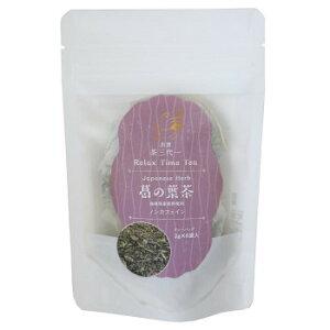 葛の葉茶 ティーバッグ(2g×6個入)×10セット