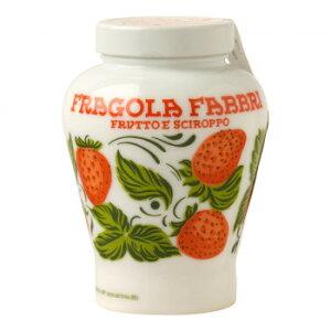 ファッブリ フラーゴラ いちご シロップ漬け 600g 6個セット 2451