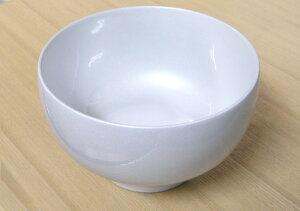 食器洗浄機対応 パールホワイト 椀(大)