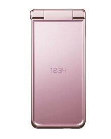 「新品 未使用品」simロック解除済み Softbank 601SH AQUOS ケータイ2 ピンク Pink [白ロム][シャープ]