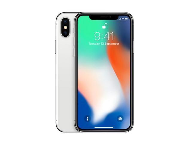 「新品 未使用 国内正規品」SIMフリー Softbank iPhone X 64GB Silver シルバーMQAY2J/A [Apple][アイフォン]