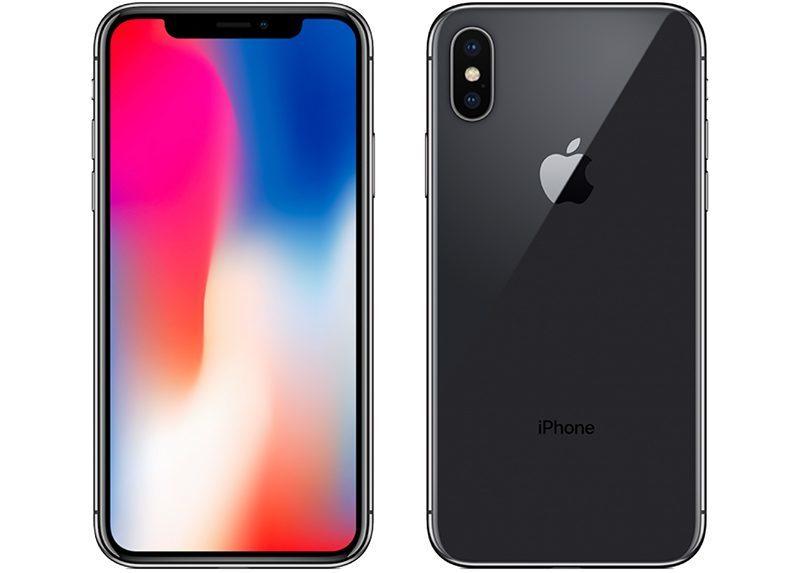 「新品 未使用 国内正規品」SIMフリー docomo iPhone X 64GB Spacegrey スペースグレー MQAX2J/A [docomoからSIMロック解除 ][Apple/アップル][アイフォン]