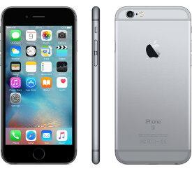 [新品 未使用品 白ロム] SIMフリー UQ mobile iphone 6s 32gb space gray [Apple/アップル][アイフォン][UQmobile][MN0W2J/A][A1688]