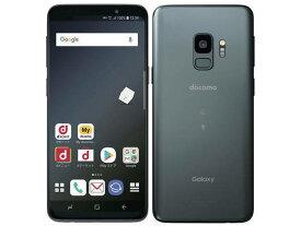 「新品 未使用品 白ロム」SIMロック解除 docomo Galaxy S9 SC-02k グレー※赤ロム保証[サムソン/Samsung][SIMフリー]