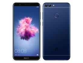 「新品 ・未使用品」SIMフリー Huawei nova lite 2 blue ブルー [FIG-LA1][simフリースマホ]