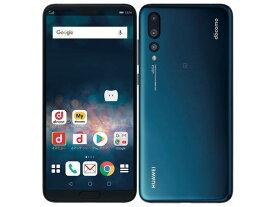 「新品 未使用品」docomo simロック解除 Huawei P20 Pro hw-01k midnight blue ブルー [simfree]