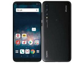 「新品 未使用品 白ロム」docomo simロック解除 Huawei P20 Pro hw-01k black ブラック [simfree]