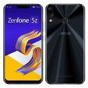 「新品 未開封品」SIMフリー ASUS ZenFone 5Z ZS620KL シャイニーブラック (6GB/128GB/3,300mAh) ZS620KL-BK128S6/A […