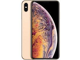 「新品 ・訳あり」SIMフリー iPhone XS 64GB Gold ゴールド MTAY2J/A [docomoからSIMロック解除済み][Apple/アップル][アイフォン][A2098]