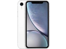 「新品 未使用 国内正規品」SIMフリー au iPhone XR 64GB White ホワイト MT032J/A [au からSIMロック解除 ][Apple/アップル][アイフォン]