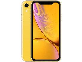 「新品 未使用 国内正規品」SIMフリー iPhone XR 128GB YELLOW MT0Q2J/A [au からSIMロック解除 ][Apple/アップル][アイフォン]