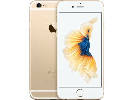 [新品 未使用品 白ロム]SIMフリー iPhone 6s 32gb gold ゴールド [Apple/アップル][アイフォン][UQmobileからSIMロック解除済み][MN112J/A][A1688]