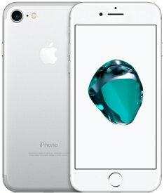「新品 未開封品」SIMフリー iPhone7 32gb シルバー Silver ※赤ロム保証 [正規 SIMロック解除済み][Apple/アップル][メーカー保証1年間][アイフォン][MNCF2J/A][A1779]