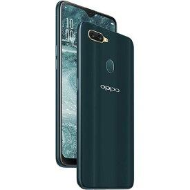 「新品・未開封品」SIMフリー OPPO AX7 blue ブルー 4GB/64GB