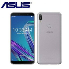 「新品 未開封品」SIMフリー ASUS ZenFone MAX pro M1 ZB602KL silver [3GB/32GB ] [ASUS][simfree]