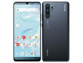 「新品 未使用品 白ロム」docomo simフリー Huawei P30 Pro hw-02L Black [docomo simロック解除][simfree]