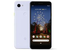 「新品 未使用品 白ロム」SIMフリー Google Pixel 3a XL 64gb purple-ish ※赤ロム保証[正規SIMロック解除済][google]