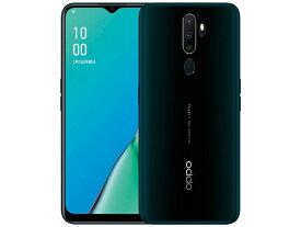「新品・未開封品」 SIMフリー OPPO A5 2020 Green グリーン [CPH1943][4GB/64GB] [oppo][スマホ]