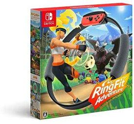 「新品 未使用品」 Nintendo Switch リングフィット アドベンチャー [HAC-R-AL3PA] [任天堂][ゲーム機]