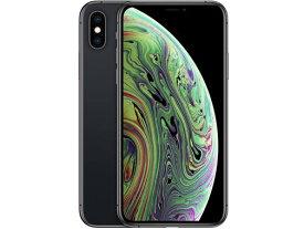 「新品 未開封品 」SIMフリー iPhone XS 512GB Space Gray※赤ロム保証 [MTE32J/A] [正規SIMロック解除][メーカー保証1年間][Apple/アップル][A2098]