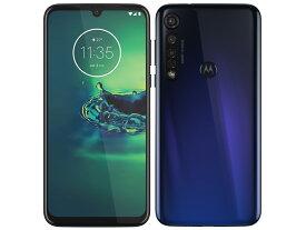 「新品 未開封品」SIMフリー Motorola(モトローラ)g8 Plus XT2019-1 コズミックブルー [ 4GB / 64GB] [スマホ]