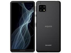 「新品 未使用品」 simフリー AQUOS Sense4 SH-M15 ブラック [シャープ][AQUOS][simfree][sharp]