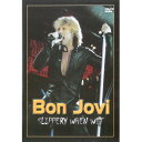 DVD BON JOVI ボン・ジョヴィ SLIPPERY WHEN WET 輸入盤DVD Living on a prayer・You give love a bad name 全6曲収録…