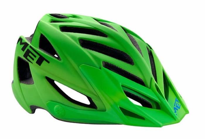 MET(メット) Terra テラ MTB Helmet ヘルメット (Matt Green/Black) 自転車 ロードバイク マウンテンバイク