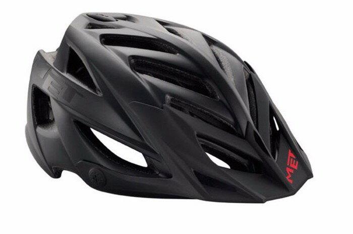 MET(メット) Terra テラ MTB Helmet ヘルメット (Matt Black) 自転車 ロードバイク マウンテンバイク