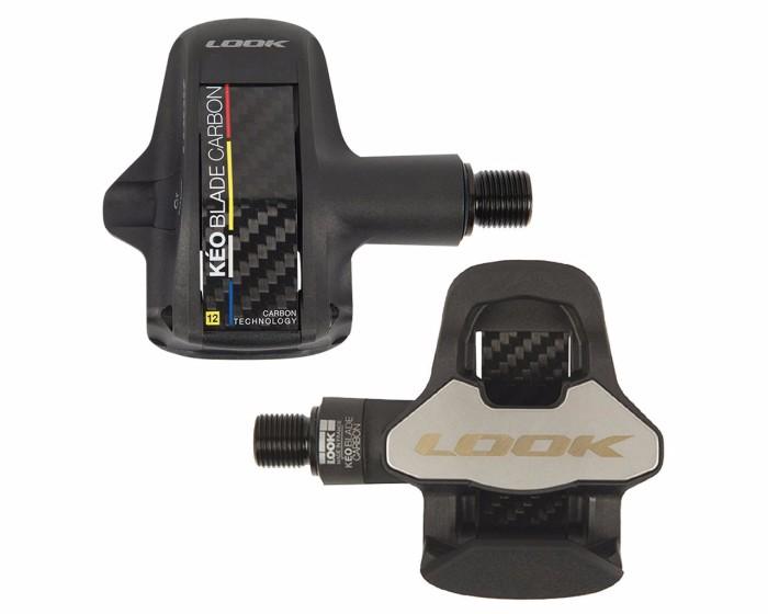 LOOK(ルック) Keo Blade Carbon Cr ペダル ブラック (16 Nm) 自転車 ロードバイク クロスバイク