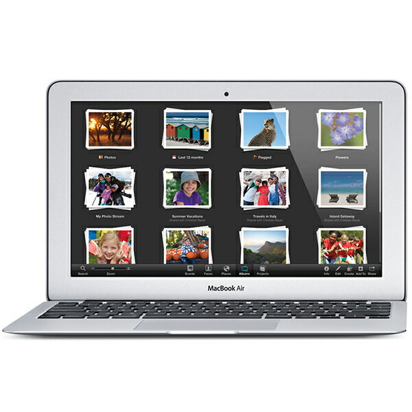 新品 ノートパソコン APPLE(アップル) MacBook Air 1600/11.6 MJVM2J/A ( Mac OS / Core i5 / 4GB / 128GB SSD / 光学ドライブ / 11.6インチ )【送料無料】【メーカー保証】