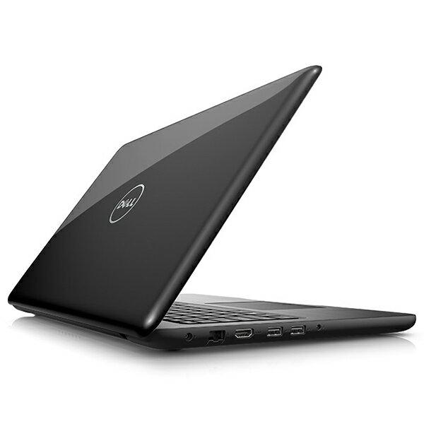 アウトレット品 新品 ノートパソコン Dell Inspiron 15 5000シリーズ (5567) [メーカー保証:2019年7月下旬まで] ( Windows 10 Home 64ビット / Core i7-7500U / 8GB / 256GB SSD / DVDスーパーマルチ / 15.6インチ / Office / AMD Radeon R7 M445 )