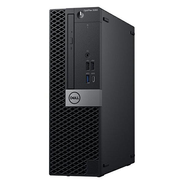 新品 デスクトップPC Dell OptiPlex 5060 SFF DTOP050-002N3 ( Windows 10 Pro 64ビット / Core i5-8500 / 8GB / 256GB SSD / DVDスーパーマルチ / ディスプレイ別売 )【送料無料】【メーカー保証】