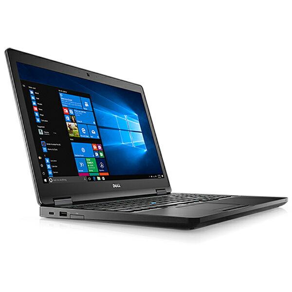 アウトレット品 新品 ノートパソコン Dell Latitude 15 5000シリーズ (5580) [メーカー保証:2019年5月下旬まで] ( Windows 10 Pro 64ビット / Core i5-7200U / 4GB / 500GB / 光学ドライブなし / 15.6インチ )【送料無料】【メーカー保証】