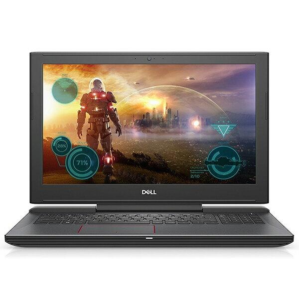 アウトレット品 新品 ノートパソコン Dell Inspiron 15 7000シリーズ (7577) [メーカー保証:2019年5月下旬まで] ( Windows 10 Home 64ビット / Core i7-7700HQ / 16GB / 1000GB HDD + 256GB SSD / 光学ドライブなし / 15.6インチ / NVIDIA GeForce GTX 1060 )