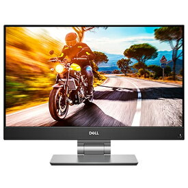アウトレット品 新品 デスクトップPC Dell Inspiron 24 5000シリーズ 5477 AIO [タッチパネル] [メーカー保証:2020年5月下旬まで] ( Windows 10 Pro 64ビット / Core i7-8700T / 16GB / 1000GB HDD + 256GB SSD / 光学ドライブなし / 23.8インチ / GeForce GTX 1050 )