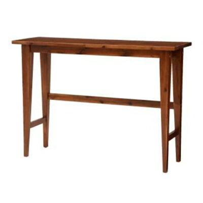アンバーコンソールテーブル
