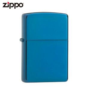 ZIPPO 20446 サファイア ブルー PVD加工 ライター ジッポ ジッポー 喫煙具 タバコ 煙草 たばこ