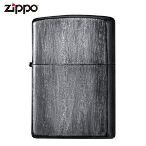 ZIPPO 2UD-BK ユーズドペイント ブラック ジッポライター ライター ジッポ ジッポー タバコ 煙草 たばこ