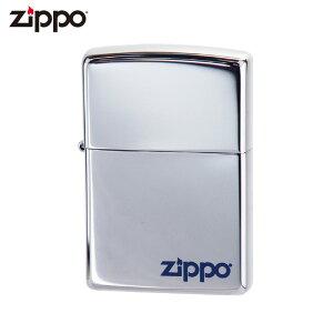 ZIPPO 2ZCL-BL ロゴ ブルー ライター ジッポー ジッポ喫煙具 タバコ 煙草 たばこ