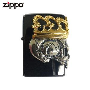 ZIPPO BBZ-スカルKA2 ライター ジッポー ジッポ喫煙具 タバコ 煙草 たばこ 父の日