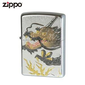 ZIPPO 電鋳板 デンチュウバンドラゴン2 ライター ジッポ ジッポー 喫煙具 タバコ 煙草 たばこ