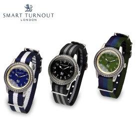 SMART TURNOUT スマートターンアウト 腕時計 ビジネス カジュアル メンズ レディース 男女兼用 おしゃれ ギフト イギリス 英国
