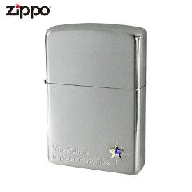 ZIPPO スタースワロ SS シルバーサテーナ スター 星 ライター ジッポ ジッポー 喫煙具 タバコ 煙草 たばこ