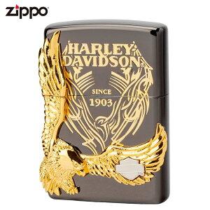 ジッポー ZIPPO ジッポライター ハーレーダビッドソン HDP-15 日本限定 喫煙具 喫煙グッズ ライダース ライダー バイク ギフト バイク好き オイルライター おしゃれ プレゼント ギフト 父の日
